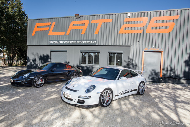 Garage flat26 sp cialiste porsche en 26 84 07 for Garage porsche montelimar